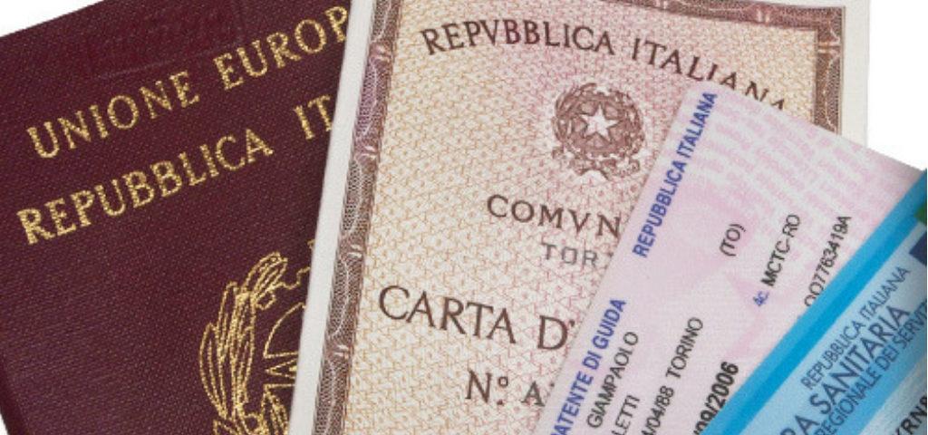 Documenti d'identità: proroga al 31 dicembre